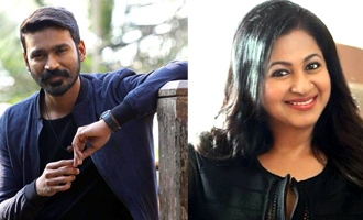 Dhanush Ropes in Popular Actress for Two Films