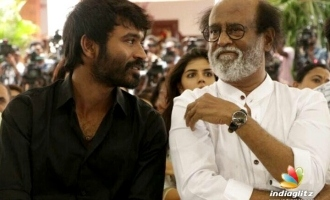 Reason why Dhanush had to replace Rajini in dream project