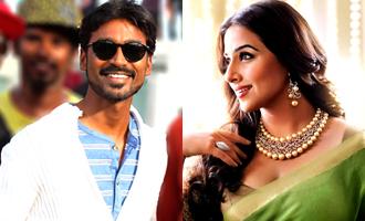 Dhanush to romance Vidya Balan?