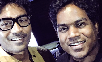 Dhanush's third for Yuvan and first for Kreshna