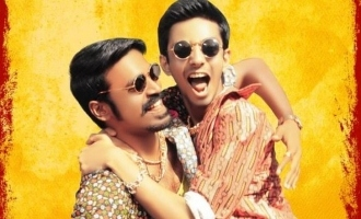 Dhanush and Anirudh reunion movie officially announced with mass video