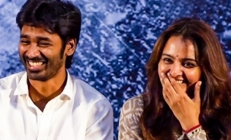Dhanush once again embarassed by compere - Asuran Audio Launch