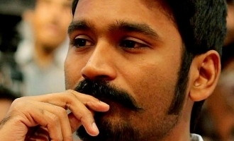 Breaking! Bomb threat to Dhanush's house