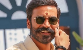 Dhanush's 43rd movie announced - Super exciting details
