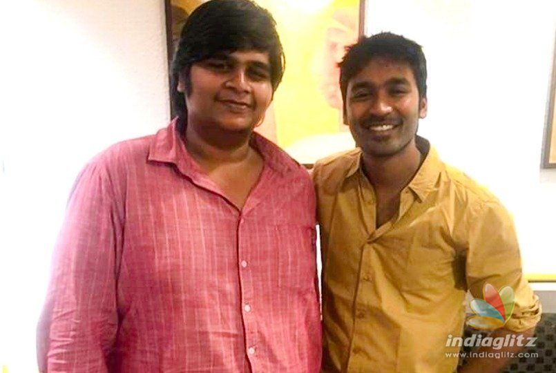 Karthik Subbaraj confirms gangster flick with Dhanush! details