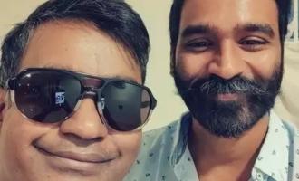 Dhanush Selvaraghavan Naane Varuven Raayan update Vishnu Vishal acting with Dhanush