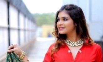 CWC actress Darsha's new movie hot update is here
