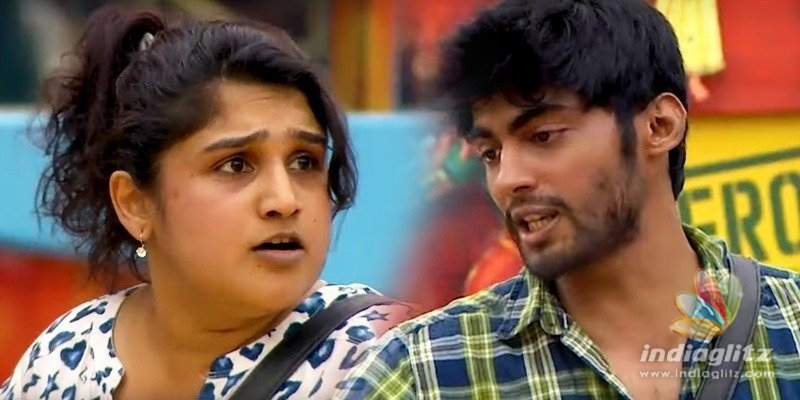 Tharshan is playing a dirty game: Vanitha