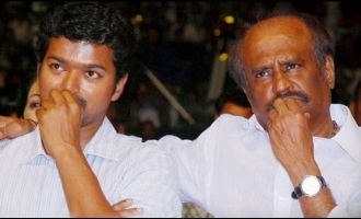 Rajini-Vijay income tax issues raised in parliament