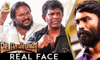 Real Face of VADA CHENNAI Revealed : Actor Dheena Interview