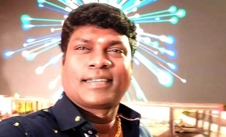 Actor Dheena instagram post about Vadivelu Balaji