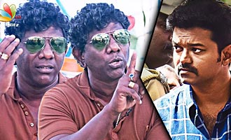 Theri Vijay fans attacked me : Sai Dheena about Ocean Marathon