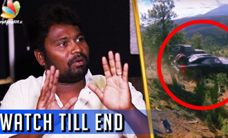 SHOCKING : The Life risk behind Stunt - Dhilip Subbarayan Interview