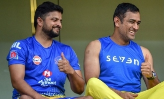 Raina opted out of IPL after conflict with Dhoni?