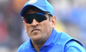 ICC Tells BCCI to Remove Army Insignia on MS Dhoni's Gloves