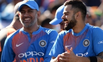 Former captain MS Dhoni returns to lead the Indian Cricket Team! - T20 WC Squad revealed