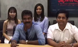First south Indian film to be remade in Chinese