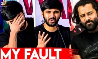 I feel like never doing another movie - Dhruv Vikram emotional interview
