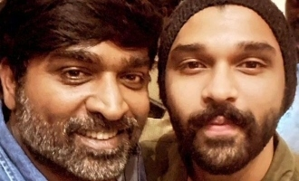 Dhruv Vikram's latest photo with Vijay Sethupathi rocks internet!