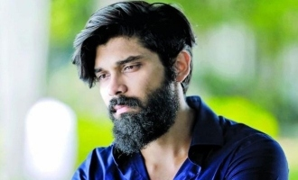 Dhruv Vikram's stunning transformation for 'Chiyaan 60' revealed