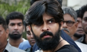 Dhruv Vikram releases shocking bad words video