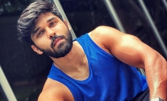 Dhruv Vikram posts mass photo with dad Vikram and makes a strong statement