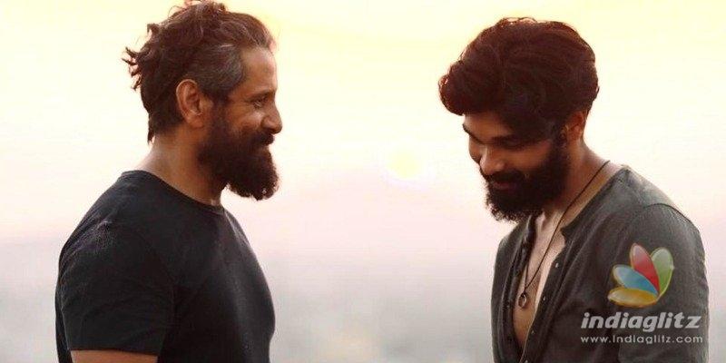Breaking! Vikram-Dhruv Vikram combo movie confirmed? -