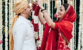 Gautham Menon's heroine gets married for the second time