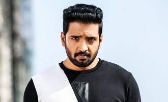 Santhanam's next gets a funny game's name!