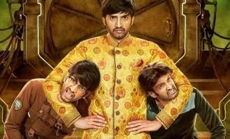 Hot update on Santhanam's much awaited comedy caper 'Dikkiloona'