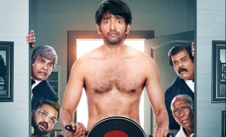 Santhanam's 'Dikkiloona' hilarious second look released