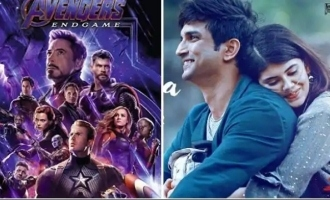 Sushant Singh Rajput's last movie beats 'Avengers Endgame' world record