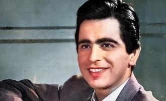 India mourns the death of veteran actor Dilipkumar