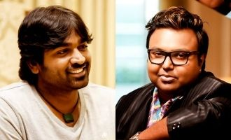 D.Imman updates about the newest Vijay Sethupathi film