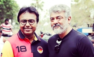 D Imman's heartwarming message for Viswasam record!