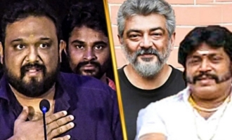 He Cried During Vedalam Shoot : Director Siva Speech