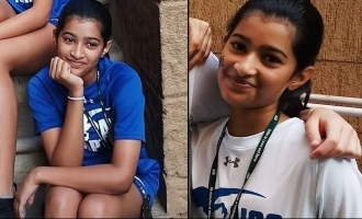 Did Thalapathy Vijay's daughter Divya Saasha wish popular actor?