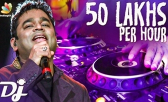 A.R. Rahman's Favourite DJ - The Man Who Makes Fans Dance | Dj Kave Interview