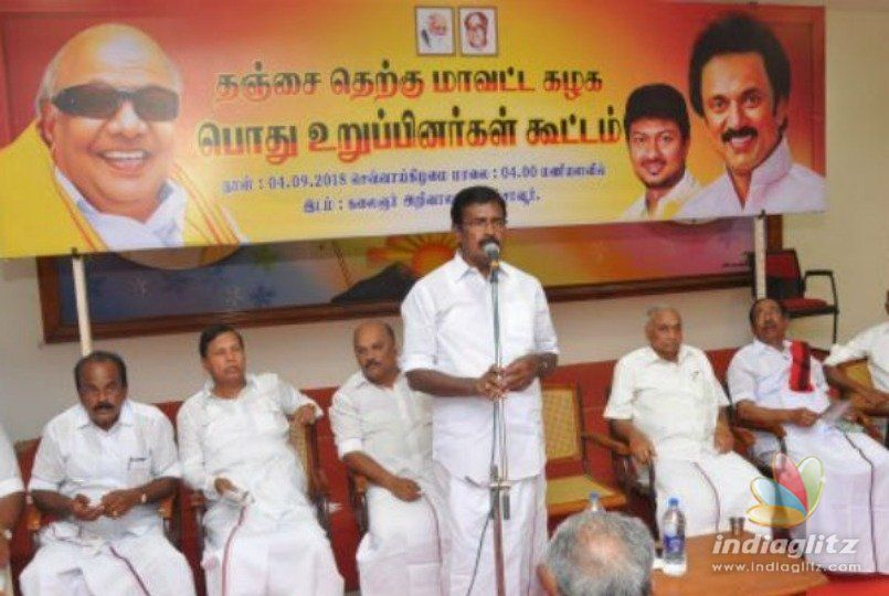 Udayanidhi Stalins mature handling of political issue