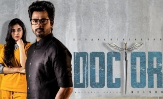 Sivakarthikeyan's 'Doctor' to have a grand theatrical release on this date! - Official