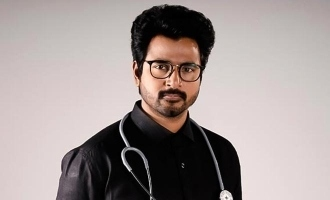 Siva Karthikeyan gives an exciting update on Doctor!