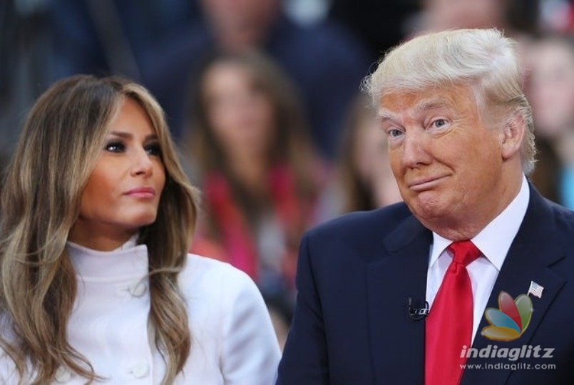 Donald Trumps wife in hospital for surgery