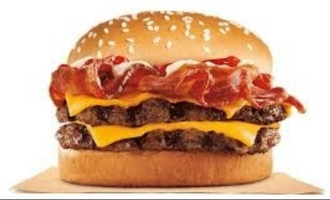 Shocking! Man vomits blood after eating at Burger King