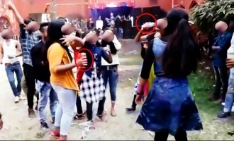 Drunken dance video of college girls goes viral