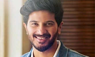 Dulquer Salmaan clears rumours on Tamil movie!
