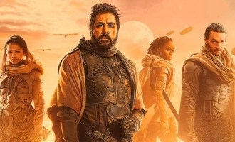 "Warner Bros. Studio's monumental film ""Dune"" trailer is ruling the internet!!!"