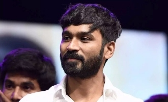 Dhanush's birthday treat for fans?