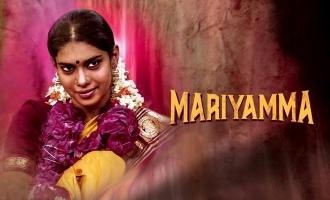 இந்த பொண்ணு வேணாம்னு சொன்னாங்க: 'மாரியம்மா' கேரக்டர் குறித்து நடிகை துஷாரா!