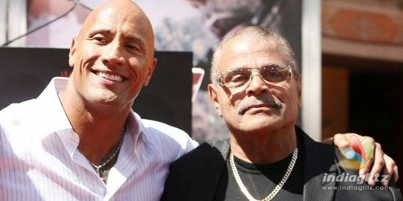 Dwayne Johnsons father Rocky Johnson passes away