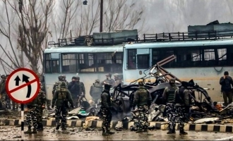 Pakistan arrests suspected terrorists in Pulwama attack